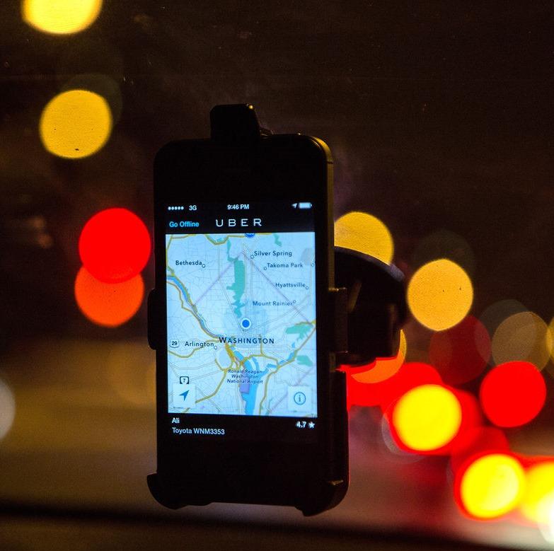 Uber Cost Vs Car Ownership Breakeven