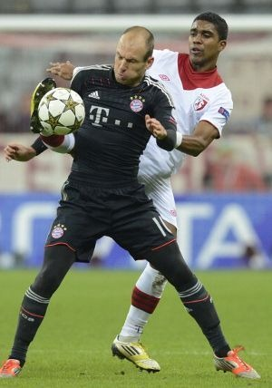 Hasil Bayern Munich vs Lille, Liga Champions Kamis 8 November 2012