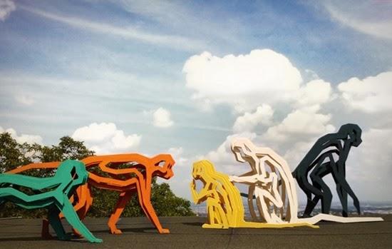 Esculturas de Márton Jancsó 08