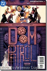 P00003 - Doom Patrol v3 #3