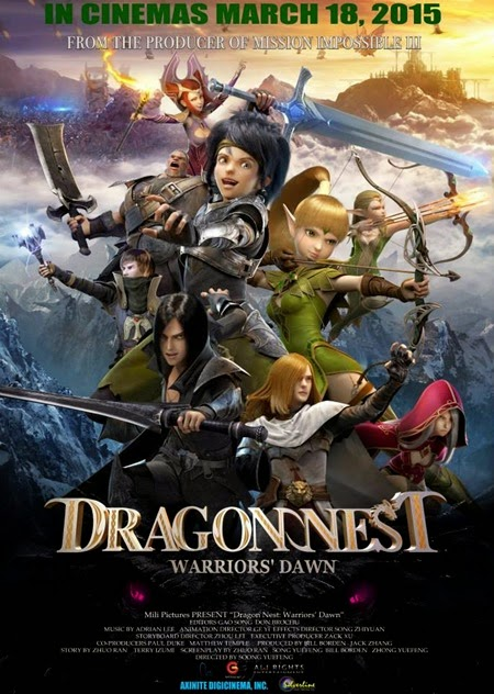 Dragon Nest poster