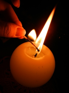 A candle loses nothing if it is used to light another one