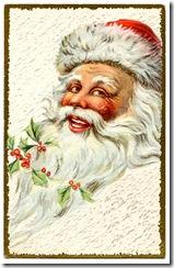 santa vintage image graphicsfairy006b