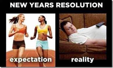 new years resolution perception versus reality dr heckle funny wtf memes