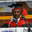 AMU President Dr Feleke Woldeyes delivering his speech.jpg