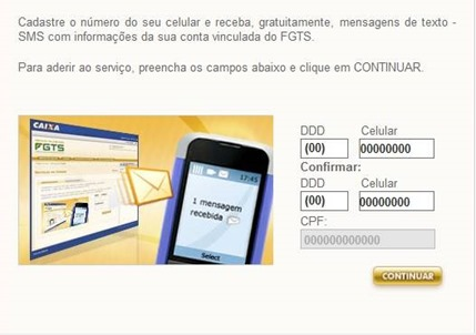 Informar celular