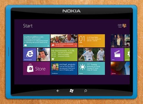 Tablets de Nokia