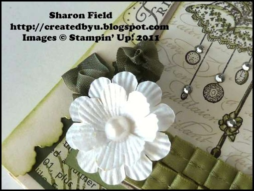4.paper_Daisy_8mm_pearl_rouched_Seam_Binding_leaves