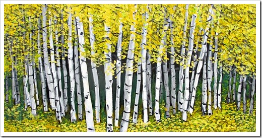birch trees paul crimi