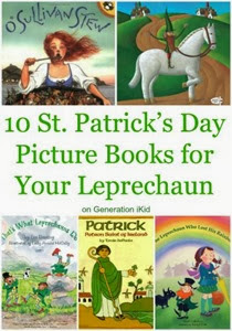 St.-Patricks-Day-Picture-Books from Generation iKid