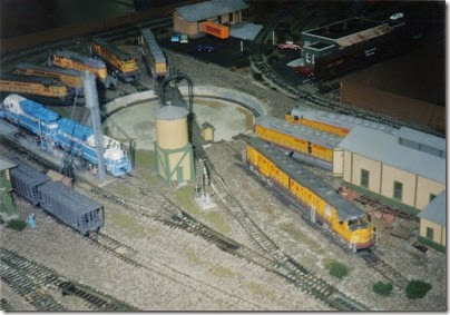 04 LK&R Layout at GATS in Portland, Oregon in October 1998