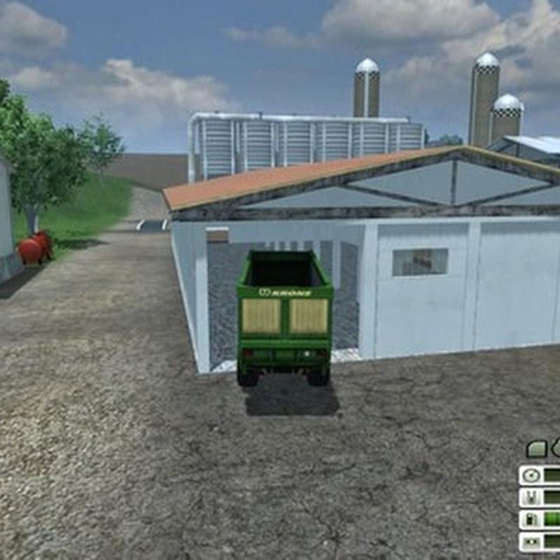 Farming simulator 2013 - Cowshed v 1.0