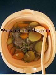 resep mudah praktis semur daging sapi kentang wortel