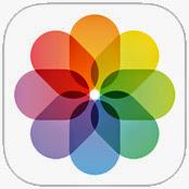 Ios8 photos app icon