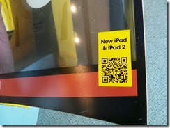 Otterbox iPad Reflex designed for ipad