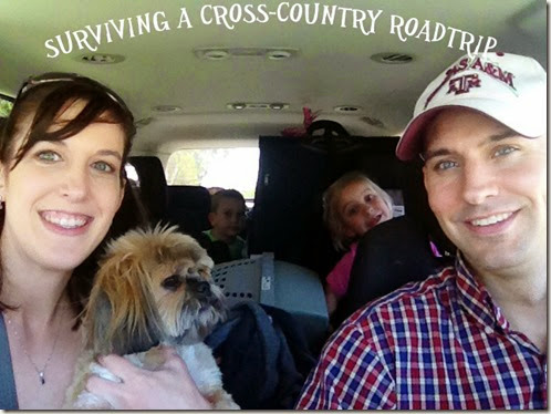 Surviving a Cross-Country Roadtrip