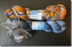 Little Skein - Kit for Wild Rumpus Monster plus