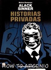 Muñoz y Sampayo - Alack Sinner T7 Historias privadas