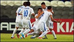 Honduras vs Suecia, Copa Mundial sub 17
