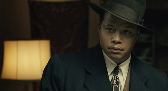 Terrence Howard in Ray