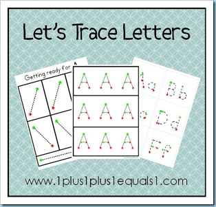 Number Names Worksheets : printable tracing letters for toddlers ...