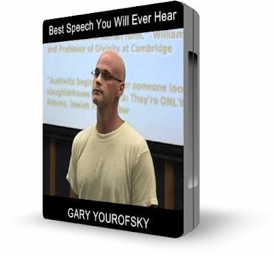 EL MEJOR DISCURSO QUE JAMÁS ESCUCHARÁS (Best Speech You Will Ever Hear), Gary Yourofsky [ Video DVD ] – Para quien desee hacer del mundo un lugar mejor