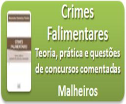 Crimes falimentares: teoria, prática e questões de concursos