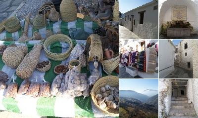 Ver Algunas fotos del viaje a las Alpujarras