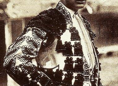 s.f. Joselito Valencia traje hilo negro (Archivo Huguet) (3)