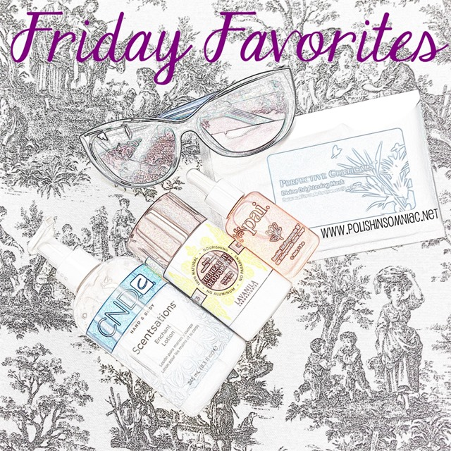 Friday Favorites - With A Giveaway!
