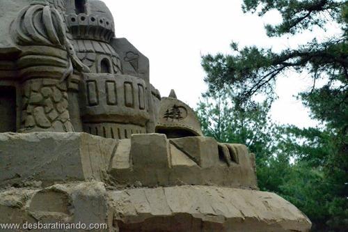 castelo de areia maior do mundo guinnes world book desbaratinando (21)