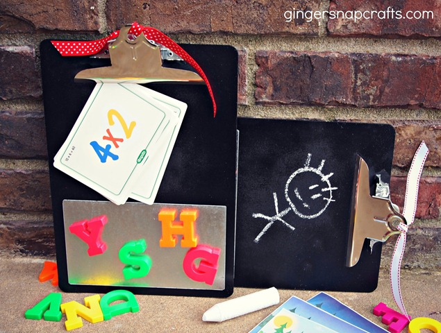 DIY busy boards for the kiddos