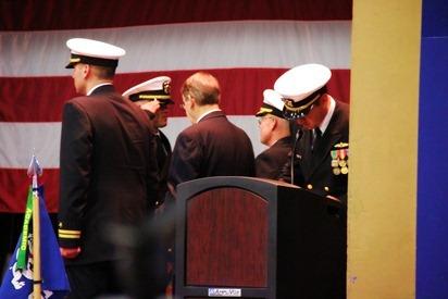 Mark Navy OCS Grad 10