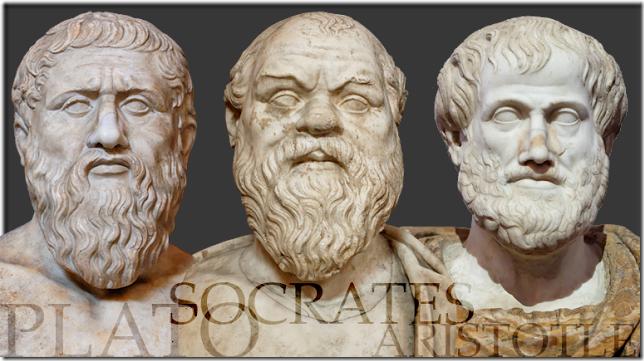 plato socrates aristotle