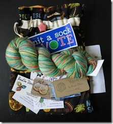 STV - Undecided Yarn and Bag
