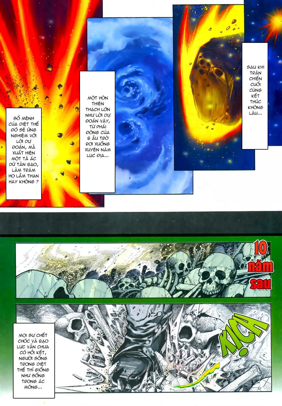 X Bạo Tộc chap 69 - Trang 26
