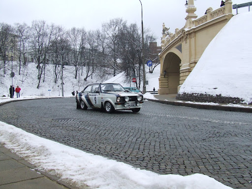 FORD Escort RS 2000 (1977)