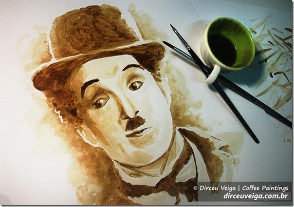 Arte com café de Dirceu Veiga (3)