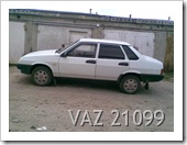 VAZ 21099 - LADA SAMARA BERLINA 3 VOLUMI