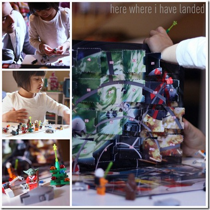 LegoAdventCalendarCollage