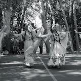 Turfan - Putaogou danseuses grandes jupes