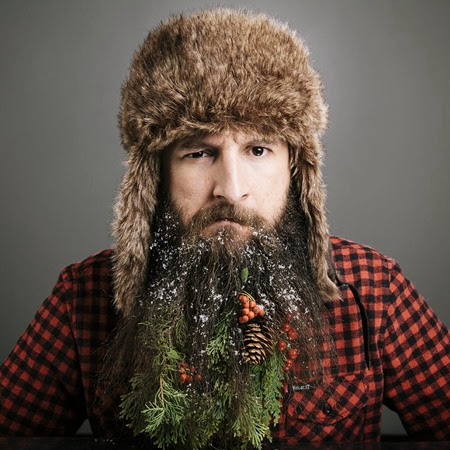 Hipster Beard for Christmas 3 - Copia