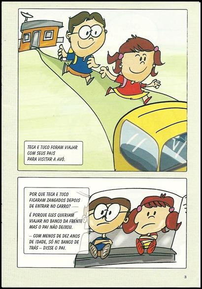 CAIC A Criança No Trânsito 10004