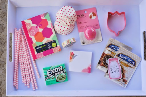 Pink & Mint Package