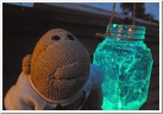 Glowstick Lantern