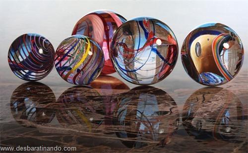pinturas a oleo super realistas Roberto Bernardi Erich Christensen Steve Mills  desbaratinando  (85)
