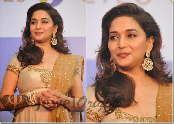 Madhuri_Dixit_Earrings