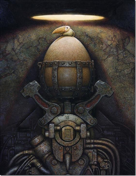 Eggclock