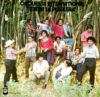 Orquesta Internacional  MIMA LA PULULERA portada