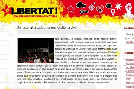 repression francesa contra una orgnaizacion occitana